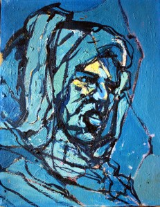Blue Arab Man - 1966 - Mohanna Durra مهنا الدرة (Muhanna al Durra)