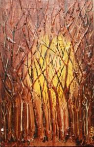 Trees - 1966 - Rafiq LAHAM رفيق اللحام (Rafik LAHHAM)
